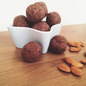 Cacao Orange Bliss Balls