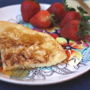Grandmother's German Pancakes - Grain Free