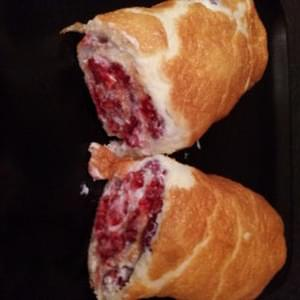 Raspberry Roulade - Only ½ Syn For Whole Cake - REALLY