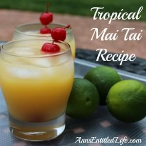 Tropical Mai Tai