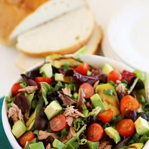 Quick & Healthy Mediterranean Tuna Fish Salad