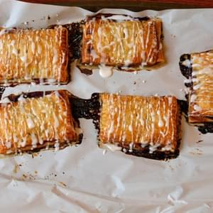 Cherry Jam Hand Pies Recipe