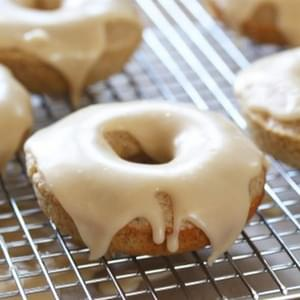 Baked Chai Donuts