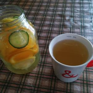 Fruit Infused Water! (clean Eats)