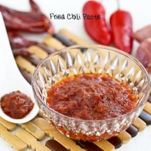 Fried Chili Paste