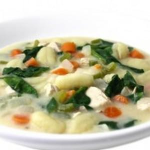 Olive Garden Chicken Gnocchi Soup Made Skinny
