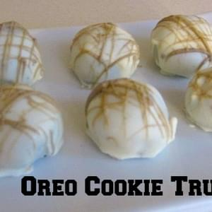 Oreo Cookie Truffles Recipe (Deadly, but so delicious)