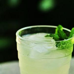 Limeade with a Touch of Mint