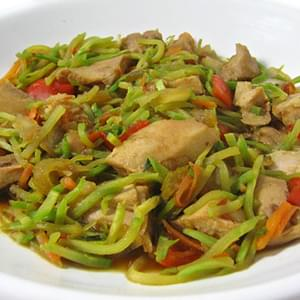 (Crock-pot) Skinny Asian Style Chicken and Vegetables