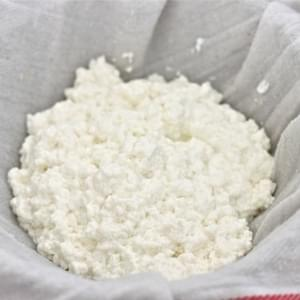 How to make Ricotta from Scratch!