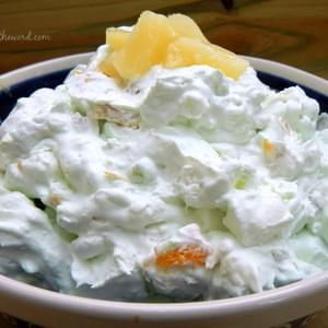 Pistachio Fruit Salad
