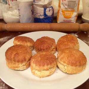 Scones – Easy and quick scone recipe!