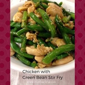 Chicken & Green Beans Stir-fry