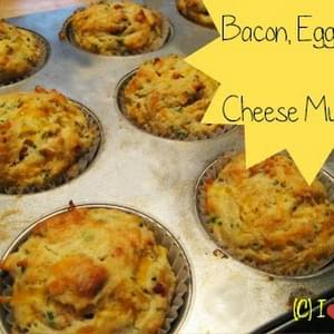 Easy Cheesy Bacon Biscuit Pull-Aparts Recipe