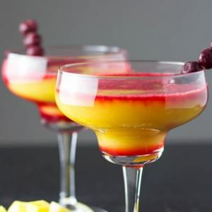 Mango Pineapple Sour Cherry Smoothie