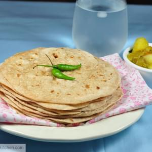 Indian Flat Bread