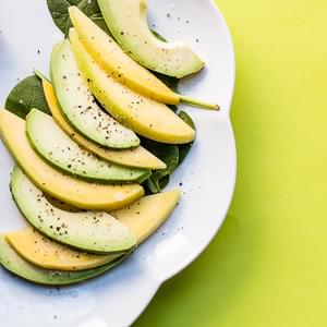 Avocado-Mango Salad