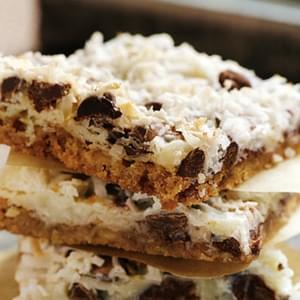 Congo Bars | 7 Layer Bar