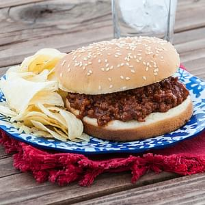 Mom's Sloppy Joes
