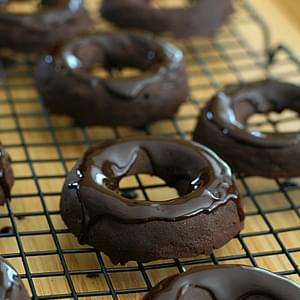 Chocolate Brownie Donuts – Low Carb and Gluten-Free