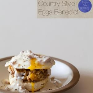 Country Style Eggs Benedict