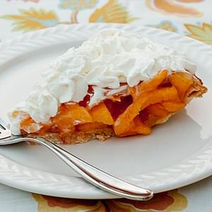 The Best Fresh Peach Pie