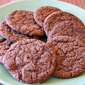 Chewy Molasses- Spice Cookies