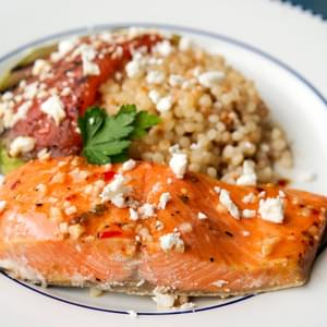 30 Minute Chili-Lime Salmon