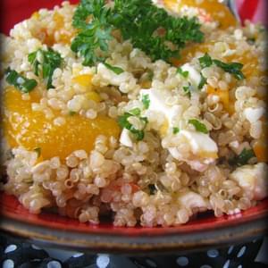 Summertime Quinoa Salads! Recipe