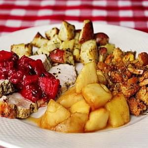 Sautéed Cinnamon Apples