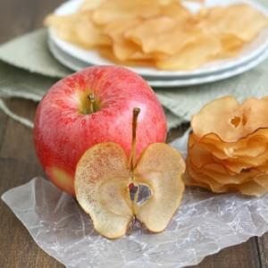 Caramelized Apple Chips