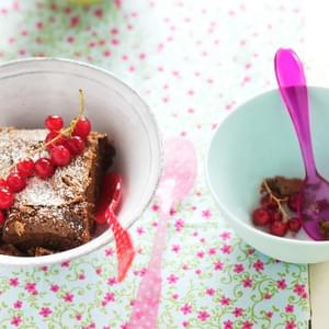 Dark Chocolate Cake Recipe With Buckwheat And Millet