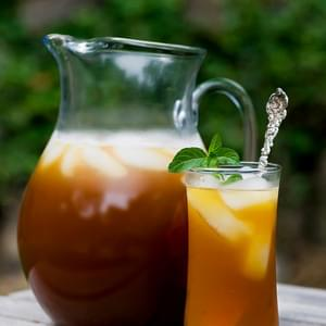 Lemonade Mint Iced Tea