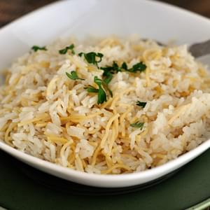 Simple Rice Pilaf