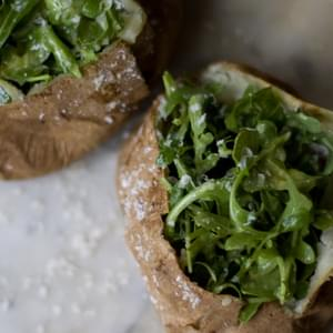 Sea Salt Baked Potato