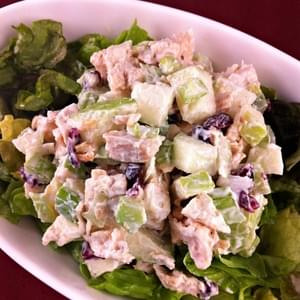 Chicken- Apple Crunch Salad