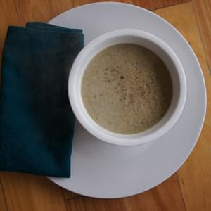Cream of Mushroom Soup Recipe - With Thermomix Instructions