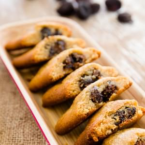 Homemade Paleo Diet Fig Newtons (Gluten-free and Dairy-free)