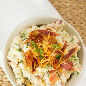 Loaded Baked Potato Salad