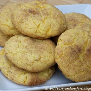 Snickerdoodle and Coconut Cookies