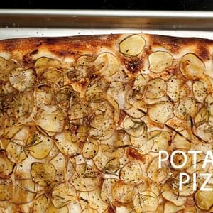 Potato Pizza
