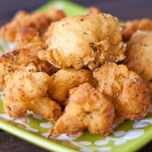 Deep Fried Cauliflower