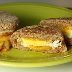 Egg and Cheese Breakfast Sandwiches