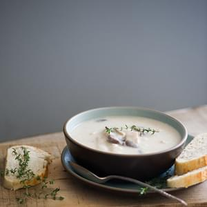 Creamy Turkey Potato Soup