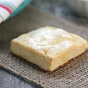 Low Carb and Gluten Free Coconut Flour Biscuit