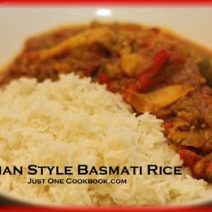 Indian Style Basmati Rice