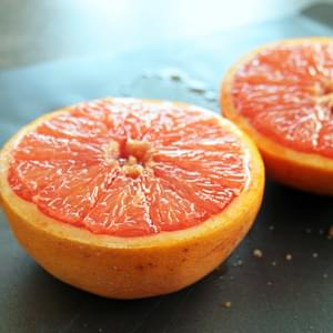 Broiled Grapefruit