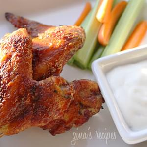 Skinny Buffalo Wings