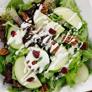 Honey Goat Cheese Dressing