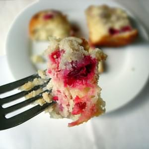 Cranberry-Walnut Muffins